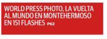 World Press Photo, la vuelta al mundo en Montehermoso en 151 flashes