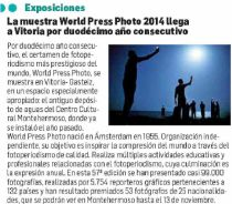Exposiciones World Press Photo